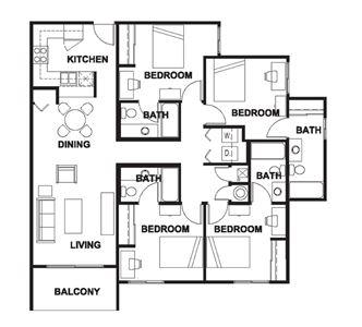 Student Quarters Murfreesboro Rutherford Apartments In Murfreesboro Tennessee