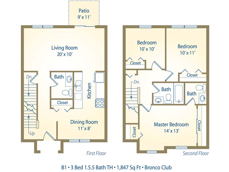 3 Bedroom Addition Floor Plans Gurus Floor