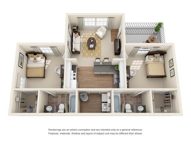 Floor Plans:
