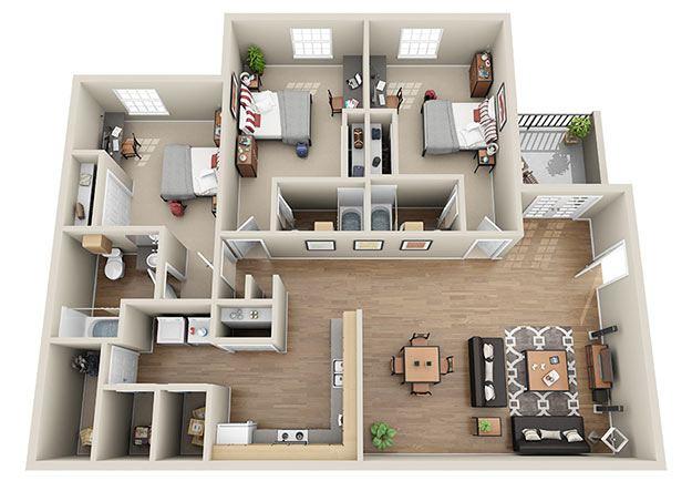 Stadium Suites Apartments In Columbia South Carolina