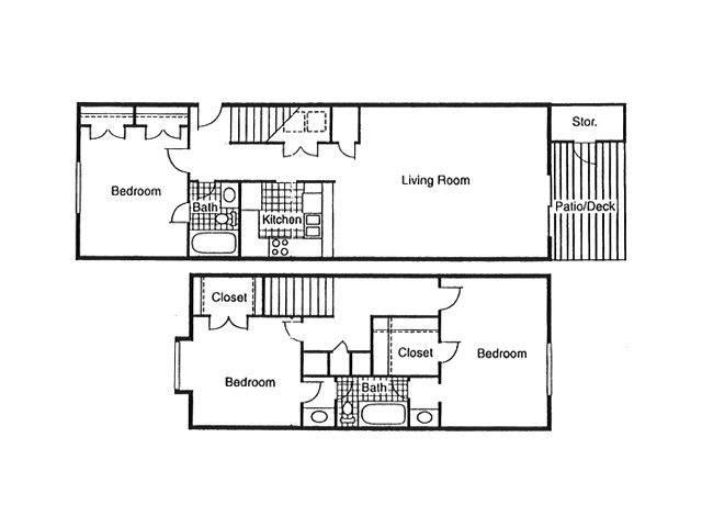 Huntington Downs apartments in Greenville, South Carolina