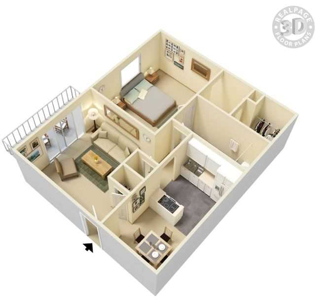 Oxford Square Apartments