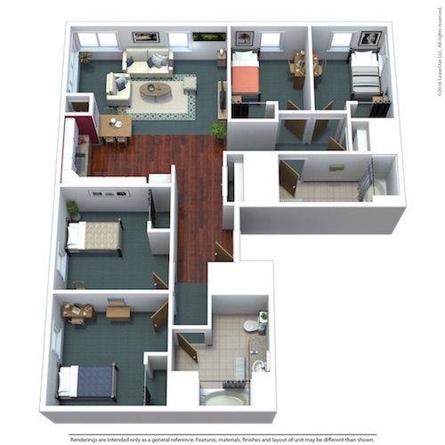 Waters Edge Apartments Okc: Titan Court Apartments In Eugene, Oregon
