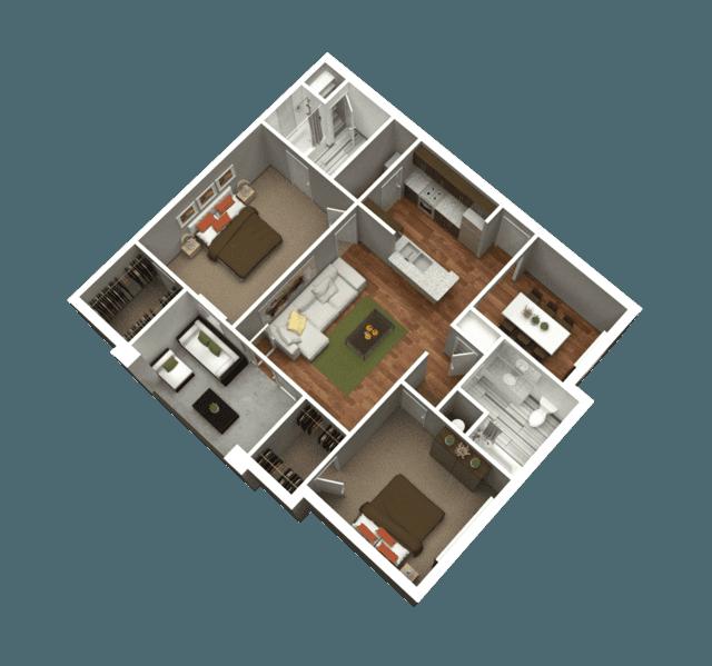Centerpoint Apartments: Branchwater Apartments In Birmingham, Alabama