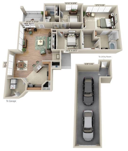Meritage Apartments: Meritage At Steiner Ranch Apartments In Austin, Texas