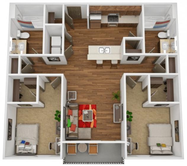 Apartments Tempe: SoL Apartments In Tempe, Arizona