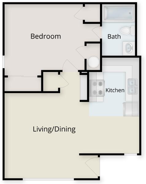 Iconic Village Apartments In Boise Idaho