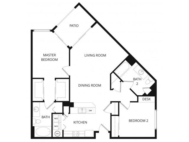 The Lofts At Rio Salado Apartments In Tempe Arizona