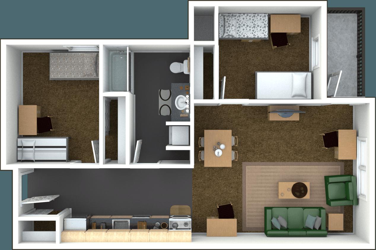Upper Eastside Lofts Apartments In Sacramento California