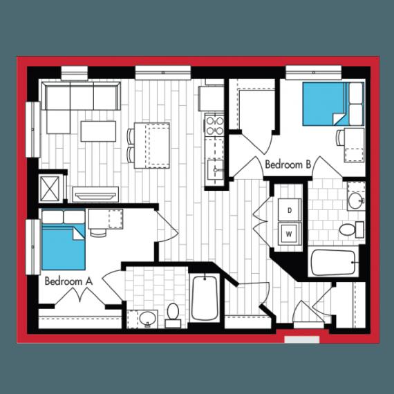 Apartments In Ames Iowa: 23Twenty Lincoln Apartments In Ames, Iowa