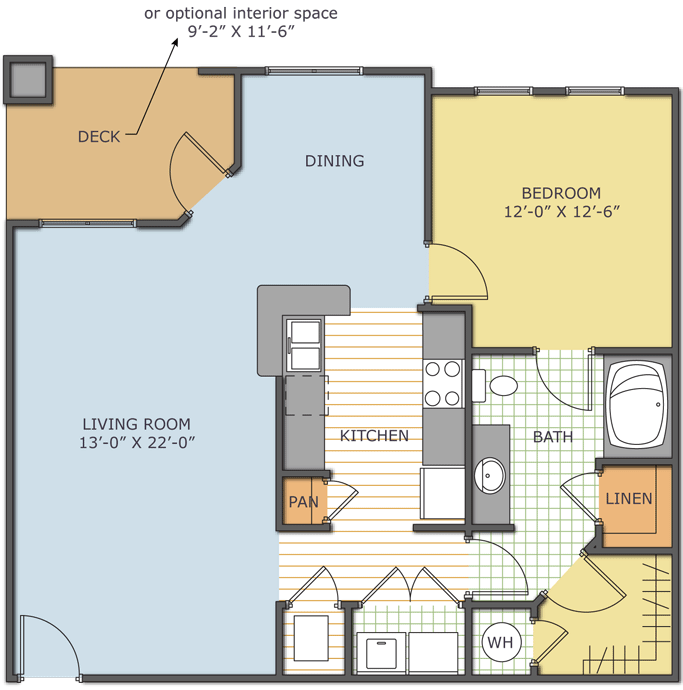 Southside Communities Apartments Rentals: Atlantic Crossing Apartments In Jacksonville, Florida
