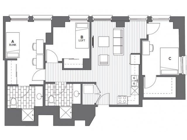 infinite chicago apartments in chicago  illinois