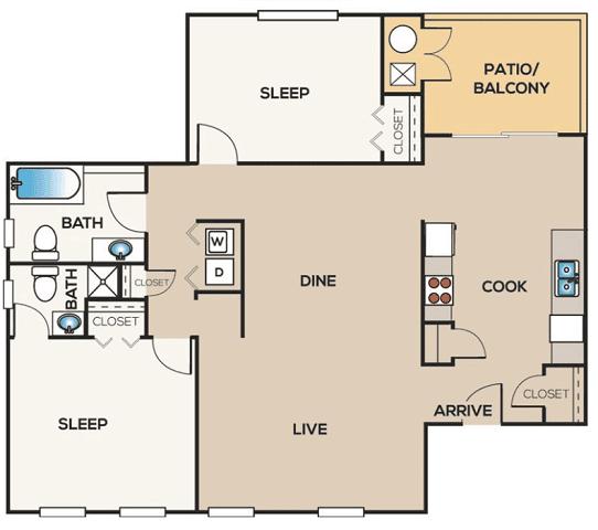 Ashford Hills Apartments