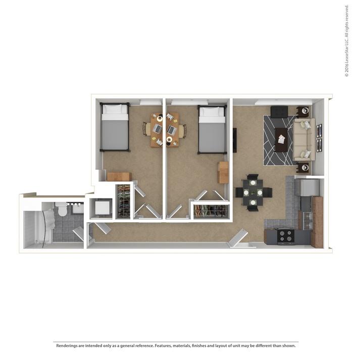 Apartments For Rent Eugene Oregon: Skybox Courtside Apartments In Eugene, Oregon