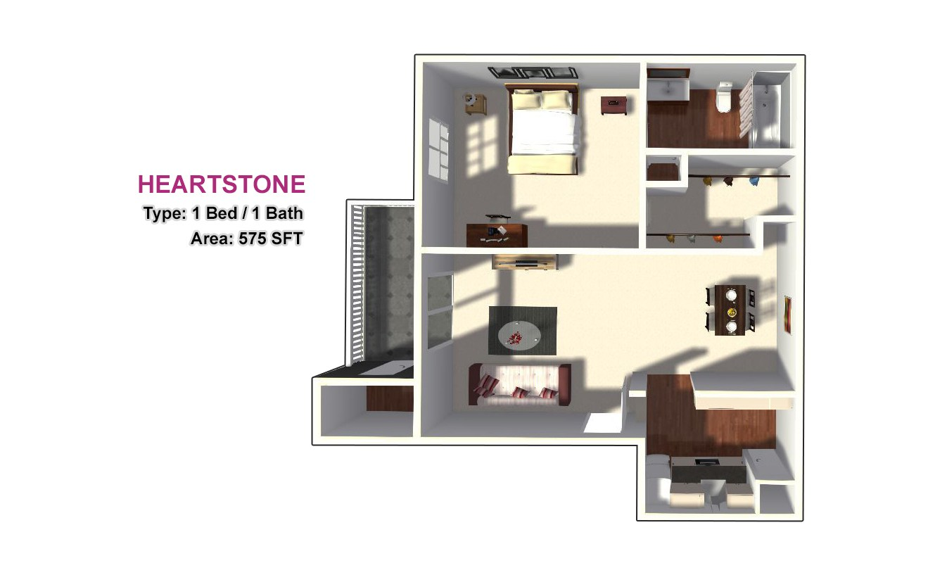 Hearthstone Apartments In San Antonio Texas