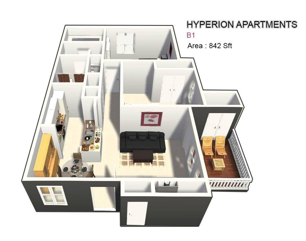 Hyperion Apartments San Antonio