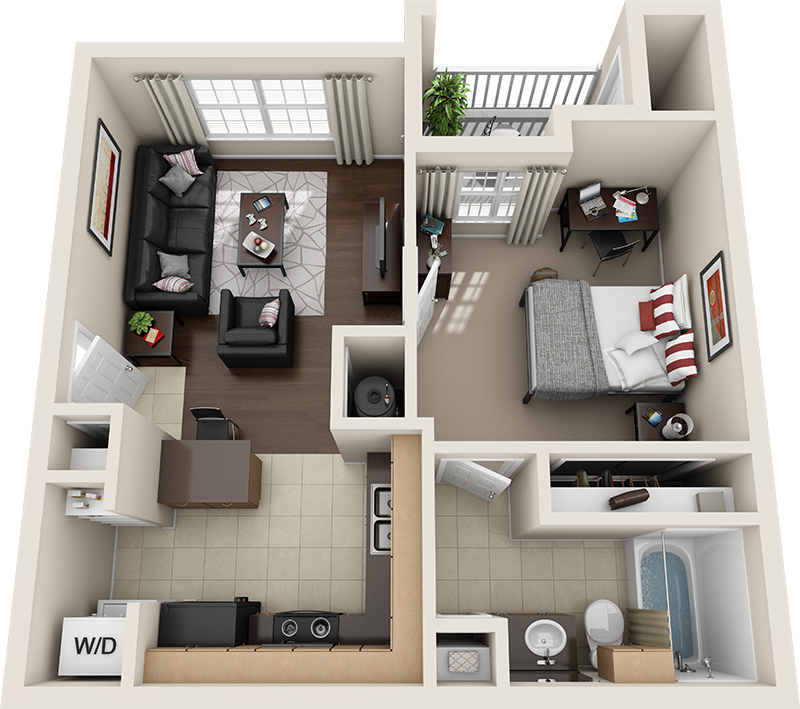 Apartments In Statesboro Ga: The Connection At Statesboro Apartments In Statesboro, Georgia
