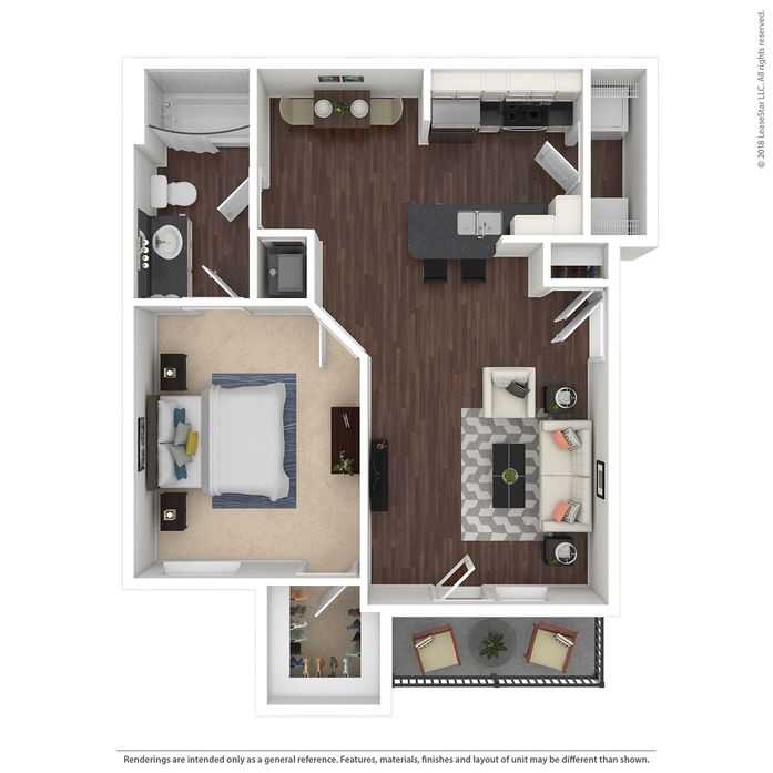 Lakecrest At Gateway Park Apartments In Denver, Colorado