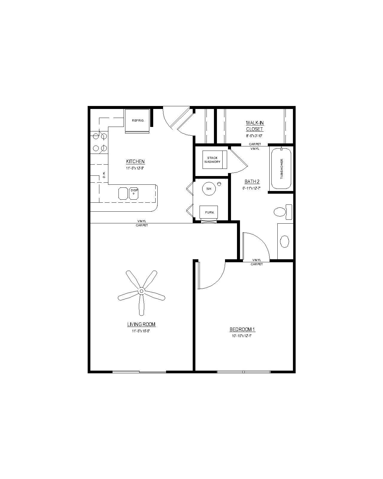 Apartments In Ames Iowa: Walnut Place Apartments In Ames, Iowa