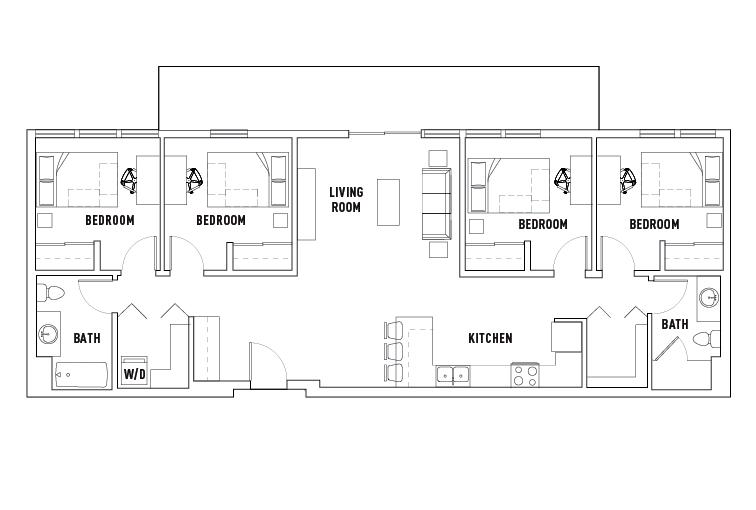 922 Place Apartments In Tempe Arizona