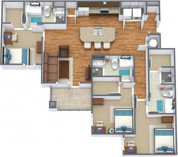 Canopy Apartments