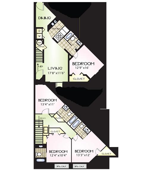 Park Place Apartments Gainesville: College Park At Gainesville Apartments In Gainesville, Florida