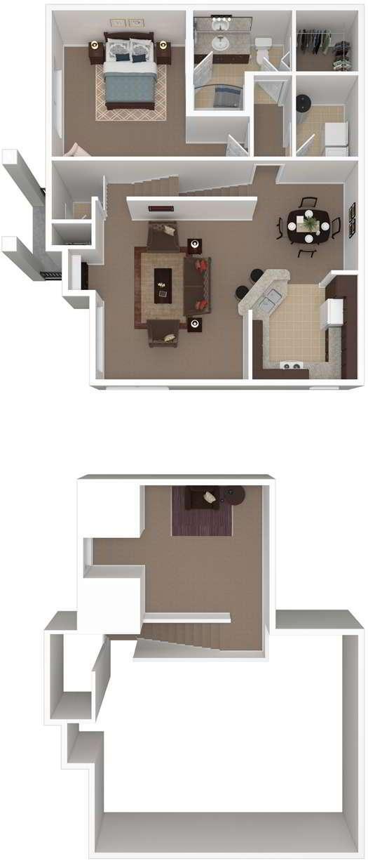 Gainesville Luxury Designer Home: Evergreen Uptown Apartments In Gainesville, Florida