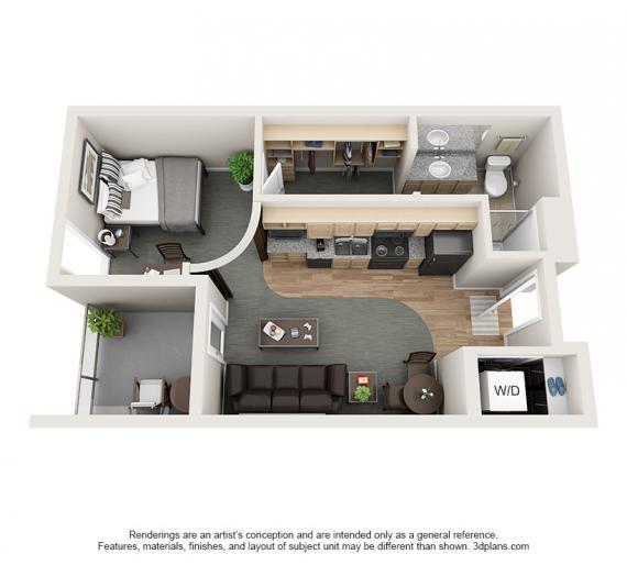 Apartments In Muncie Indiana: Village Promenade Apartments In Muncie, Indiana