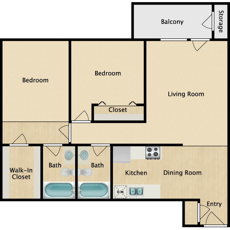Sandpiper Apartments Las Vegas: Sandpiper Apartments In Tucson, Arizona
