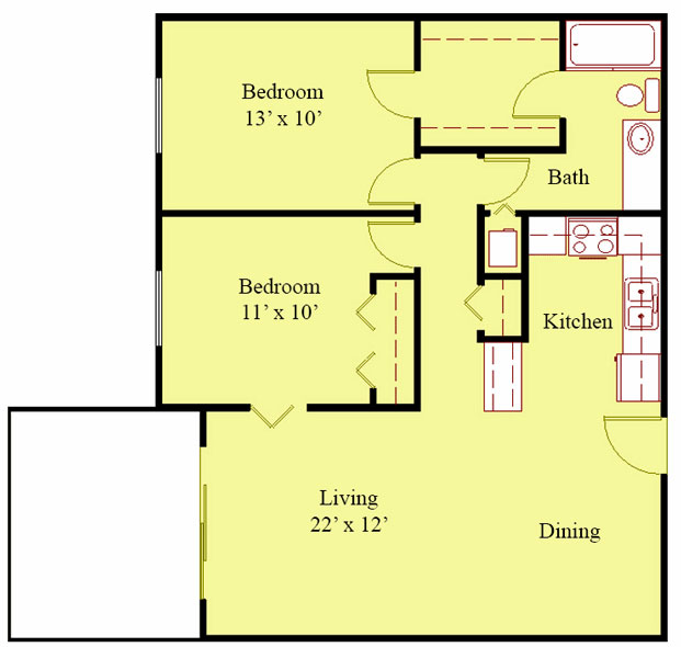 Tivoli Apartments: Tivoli Apartments In Virginia Beach, Virginia