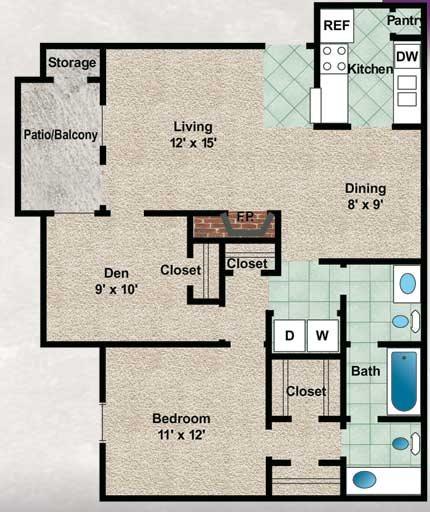 Laurel Oaks Apartments: Hulen Oaks Apartments In Fort Worth, Texas