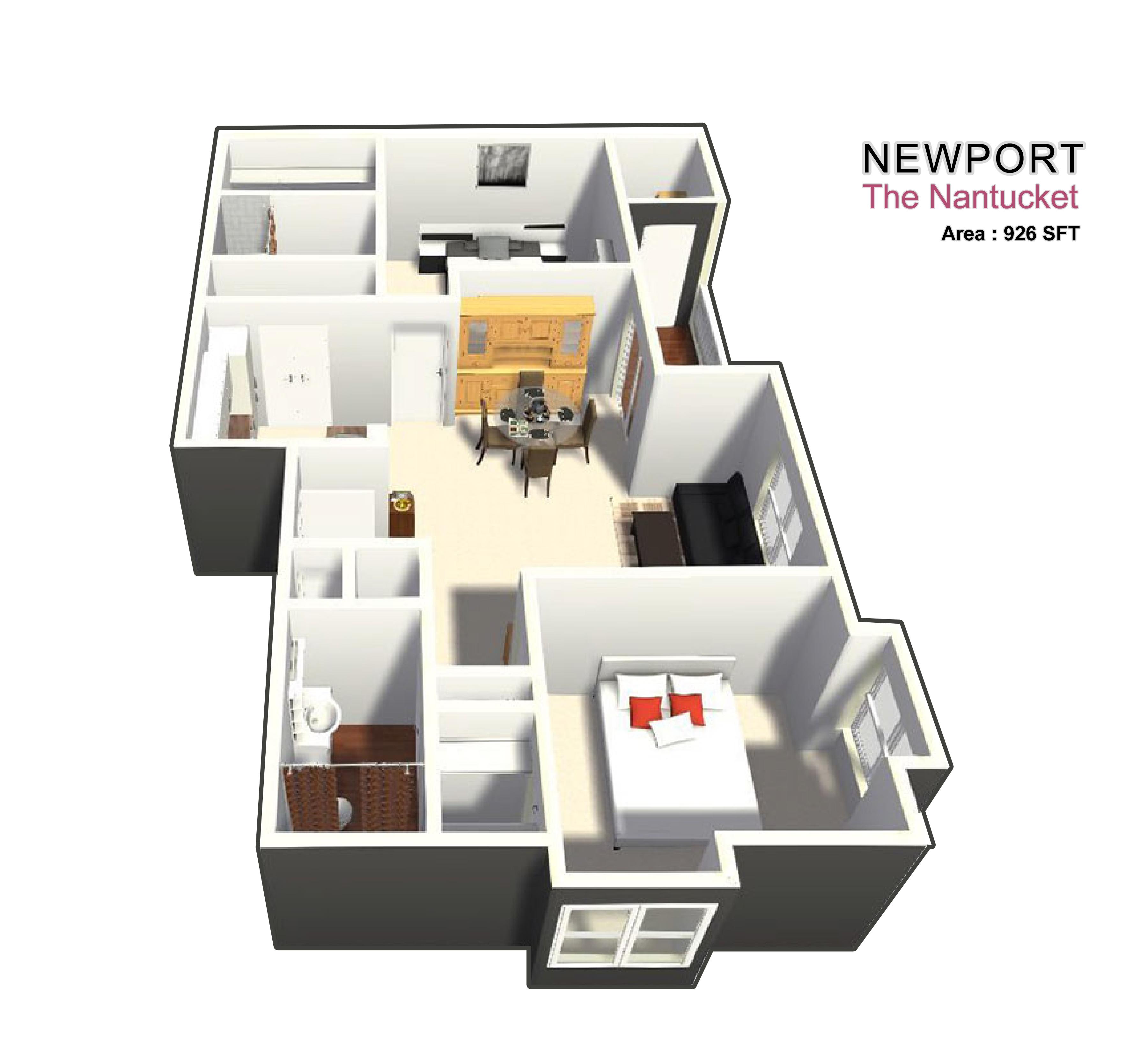 Newport Apartments Tampa