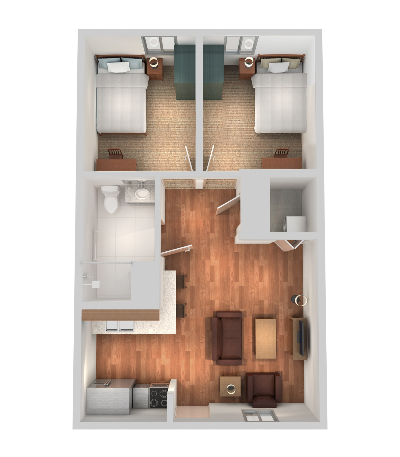 Apartments For Rent In South Carolina: Sterling Campus Center Apartments In Charleston, South