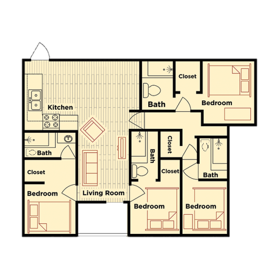 Apartments In Bowling Green Ky: The Registry At Bowling Green Apartments In Bowling Green
