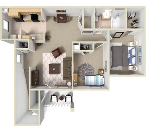 Apartments In Muncie Indiana: Woods Edge Apartments In Muncie, Indiana