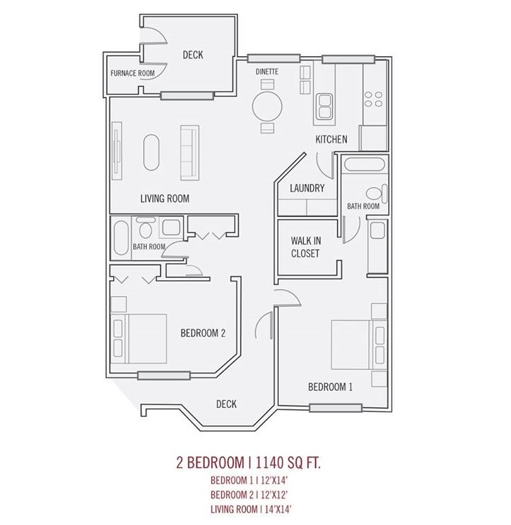 Bayberry Apartments: Bayberry Pointe Apartments In Kalamazoo, Michigan