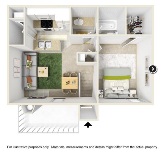 Barrington Apartments: Barrington Apartments In Tulsa, Oklahoma