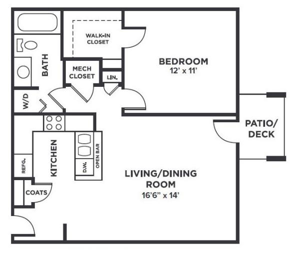 Apartments In West Des Moines: Wellington Apartments In West Des Moines, Iowa