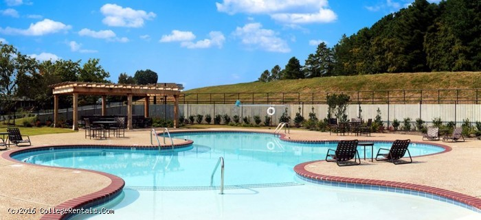 Vista Place Apartments In Russellville Arkansas