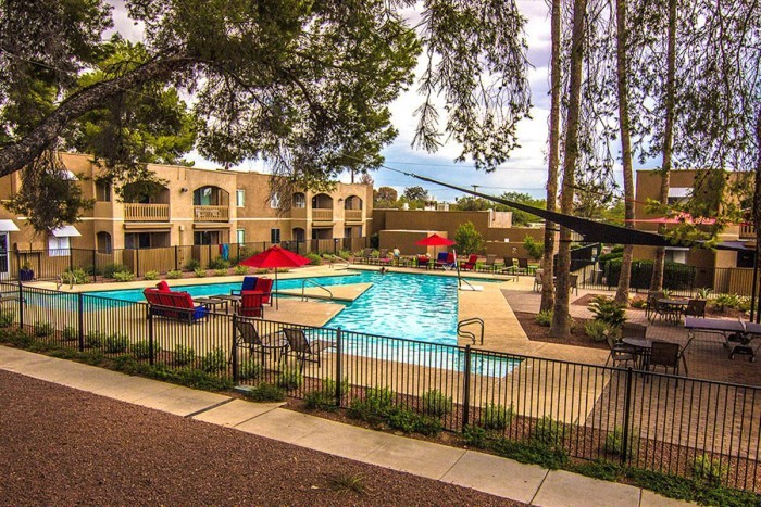 College Town Tucson apartments in Tucson, Arizona
