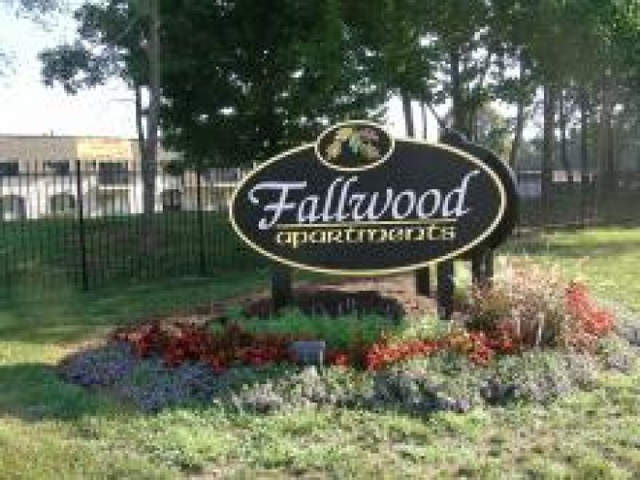 Fallwood apartments in Indianapolis, Indiana