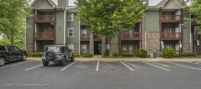 Eastwood Village apartments in Asheville, North Carolina