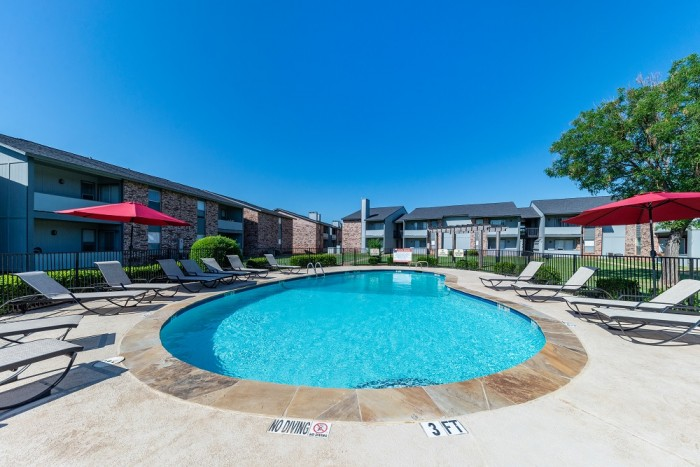 Arbor Creek Apartments In Wichita Falls Texas