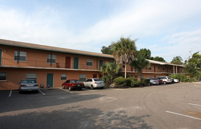 Marrex apartments in Lakeland, Florida