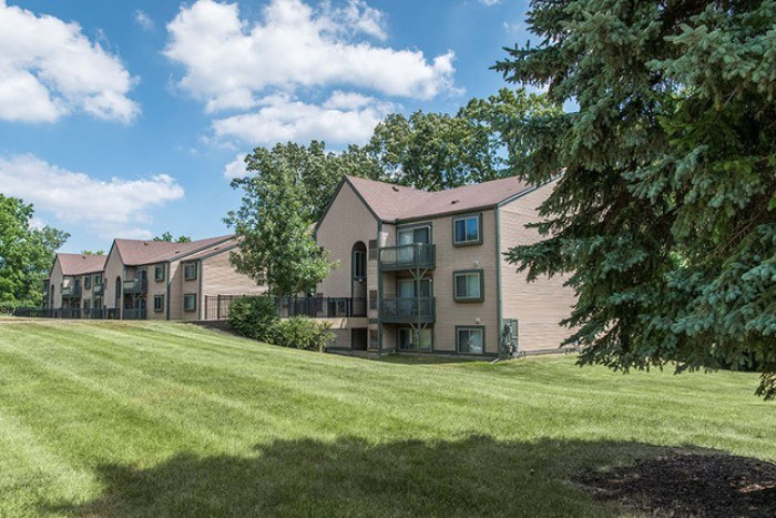 Manchester West apartments in Ann Arbor, Michigan