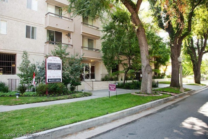 Park Dickens apartments in Sherman Oaks, California