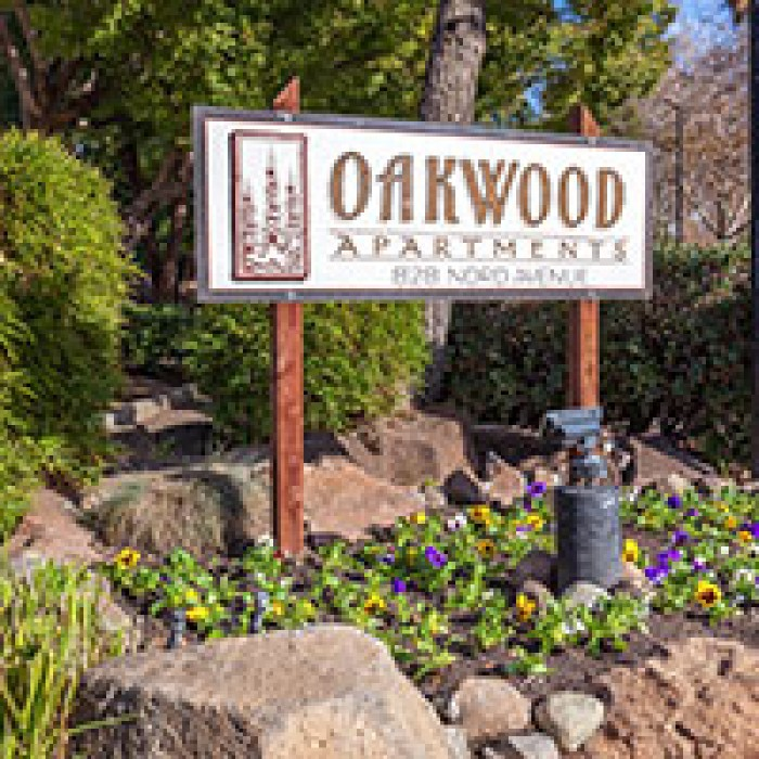 Oakwood Apartments In Chico, California