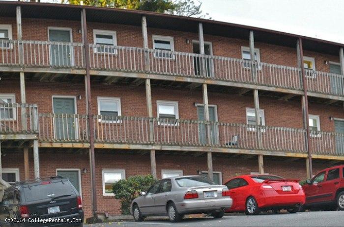 Winkler Adams Apartments In Boone North Carolina