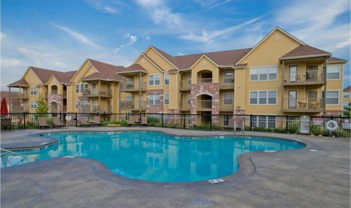 Tuscany Place apartments in Lubbock, Texas