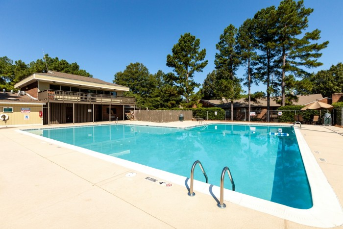 Spring Forest Apartments In Raleigh North Carolina